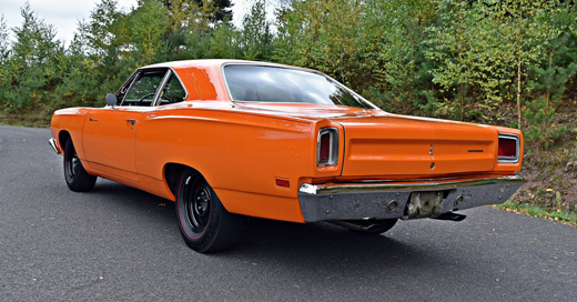 1969 1/2 Plymouth Road Runner By Alex Vaeth image 2.