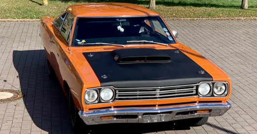 1969 1/2 Plymouth Road Runner By Alex Vaeth image 3.