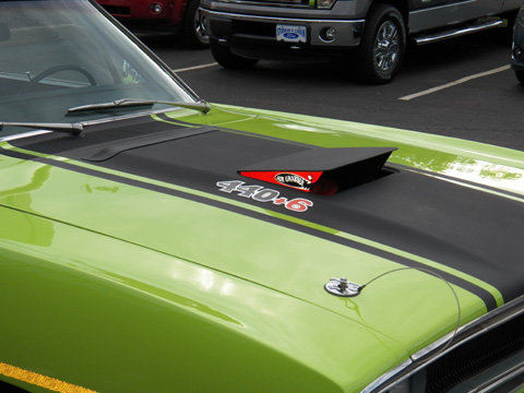1970 Plymouth Roadrunner By Chuck Lazar image 2.