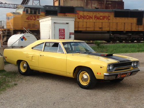 1970 Plymouth Roadrunner By Paul image 1.