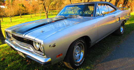 1970 Plymouth Roadrunner By Roland Spaeth image 1.