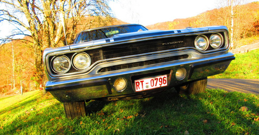1970 Plymouth Roadrunner By Roland Spaeth image 2.