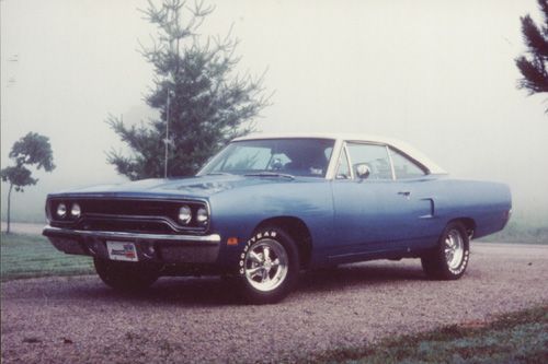 1970 Plymouth Roadrunner By yrhmblhst image 1.