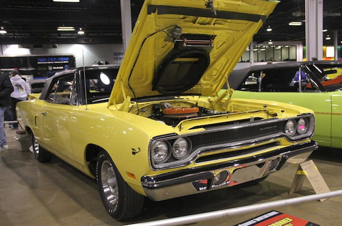 1970 Plymouth Roadrunner Convertible By Paul image 2.