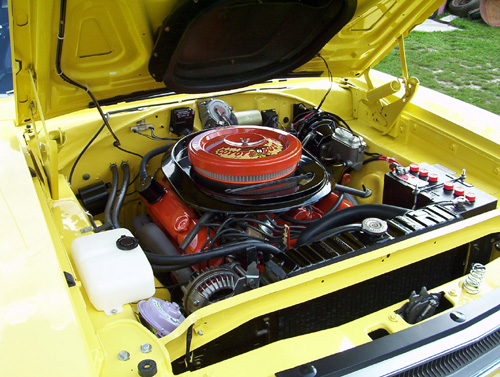 1970 Plymouth Roadrunner Convertible By Paul image 3.