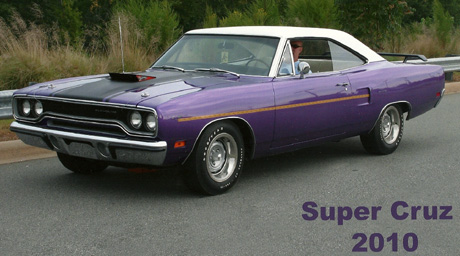 1970 Plymouth Roadrunner By Scott Holliday image 1.