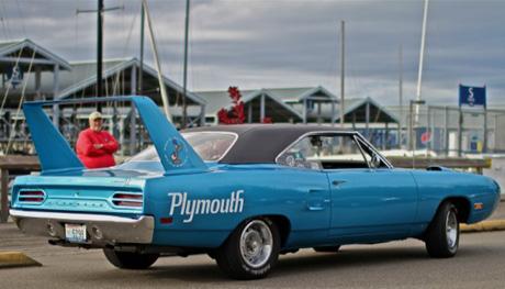 1970 Plymouth Roadrunner Superbird By Bob Kropp image 1.