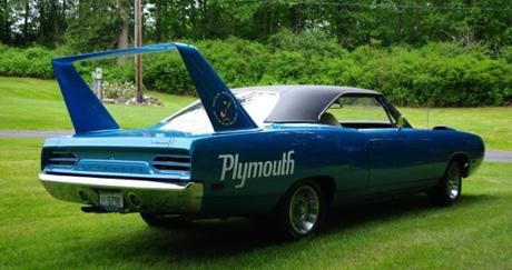 1970 Plymouth Roadrunner Superbird By Bob Kropp image 2.