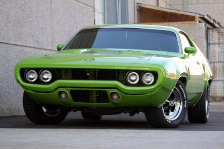 1971 Plymouth Roadrunner By Dave Pacific image 1.