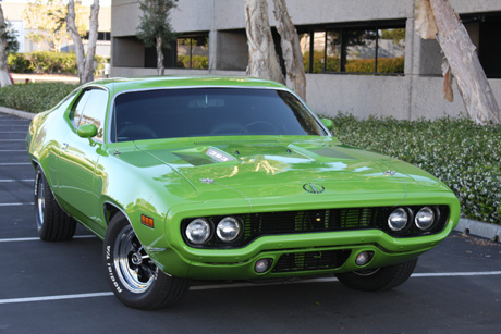 1971 Plymouth Roadrunner By Dave Pacific image 3.