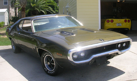 1971 Plymouth Roadrunner By Joe P. image 1.