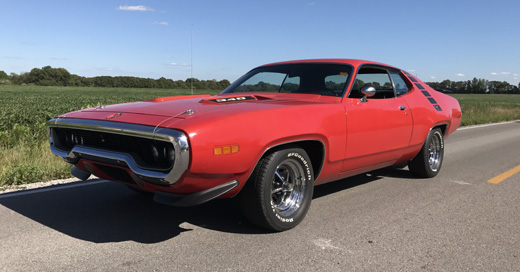 1971 Plymouth Road Runner By Shane Kelley image 1.