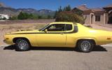 1973 Plymouth Road Runner GTX By Matthew Torres