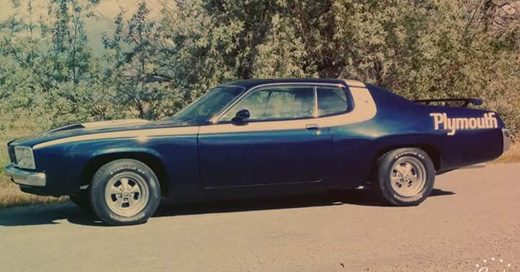 1973 Plymouth Roadrunner By Troy Jolley image 3.