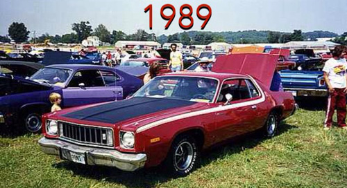 1975 Plymouth Roadrunner By Chris Moorman image 3.