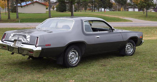1975 Plymouth Road Runner By Rodney Gay image 2.