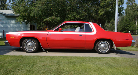 1975 Plymouth Roadrunner By Ralph New image 1.