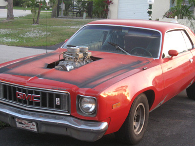 1975 Plymouth Roadrunner By Scottie Dog image 1.