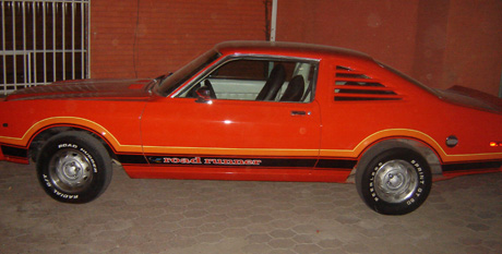 1976 Plymouth Roadrunner By Javier Villar image 3.