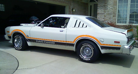 1977 Plymouth Roadrunner By Doug Plieth image 1.
