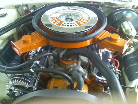 1977 Plymouth Roadrunner By Doug Plieth image 2.