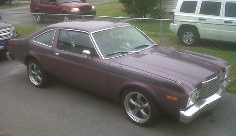 1978 Plymouth Volare Premier with Roadrunner Package By Bonz Buonopane image 1.