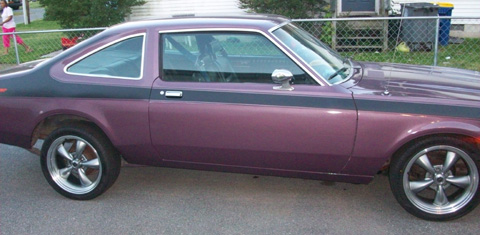 1978 Plymouth Volare Premier with Roadrunner Package By Bonz Buonopane image 2.