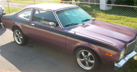 1978 Plymouth Volare Premier with Roadrunner Package By Bonz Buonopane image 3.