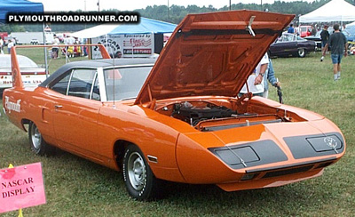 1970 Plymouth Road Runner Super Bird. Photo from 1999 Mopar Nationals – Columbus, Ohio.