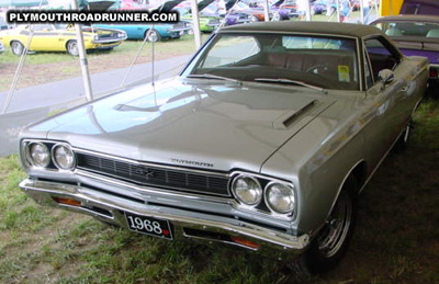 1968 Plymouth Road Runner. Photo from 2000 Mopar Nationals – Columbus, Ohio.