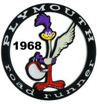 1968 Plymouth Road Runner Logo