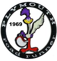 1969 Plymouth Road Runner Logo