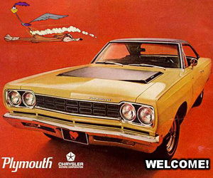 Plymouth Roadrunner Resources - Welcome